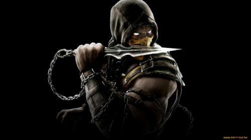 Скорпион (Mortal Kombat X)