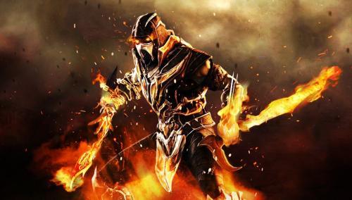 Скорпион (Mortal Kombat)
